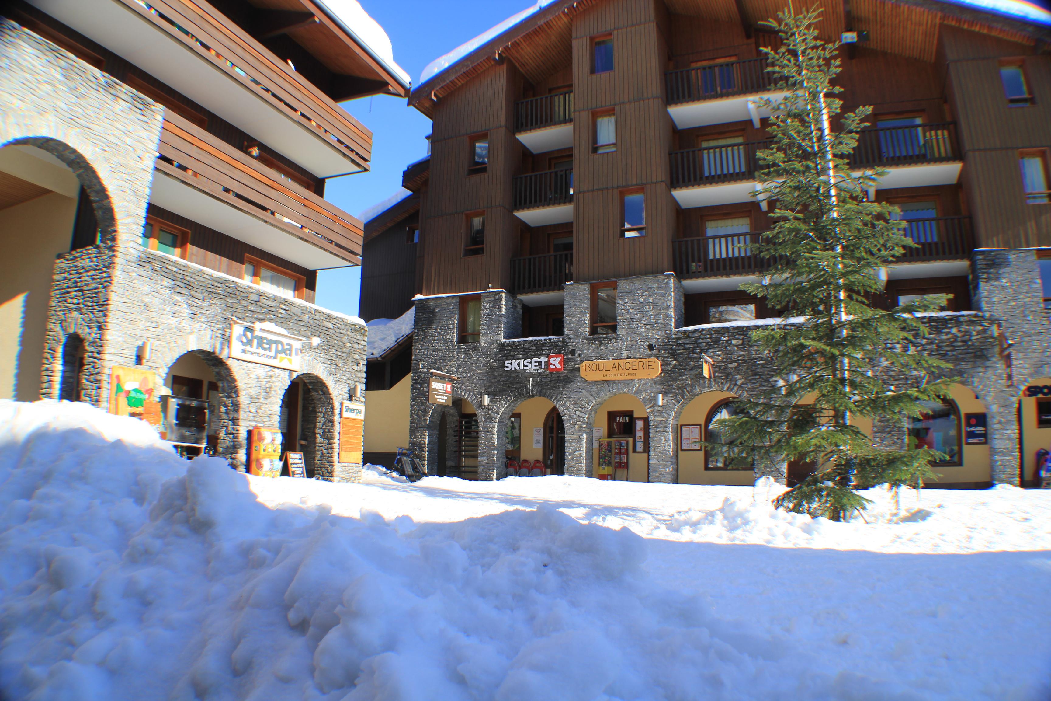 Location ski Doucy Combelouvière